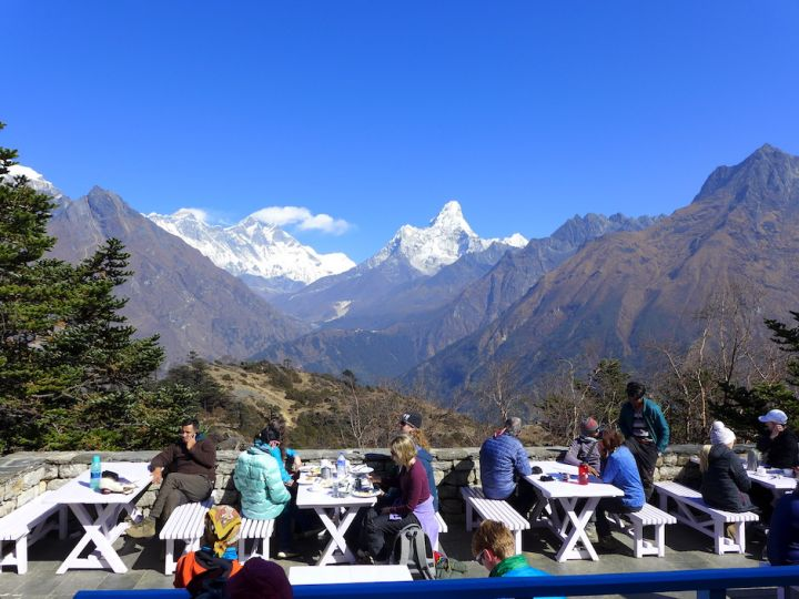 Everest View