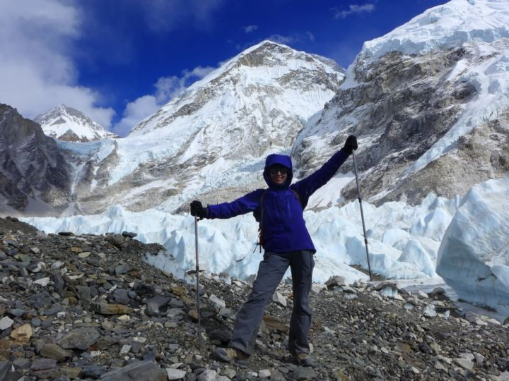 Everest Base Camp 5364м