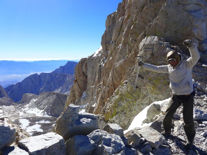 Mount Whitney - Trail Crest
