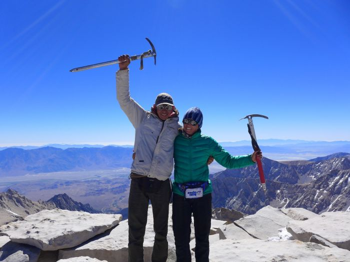 Mount Whitney - summit
